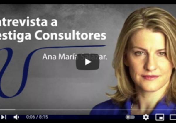 Entrevista a Vestiga Consultores en Imagen Radio con Ana María Salazar