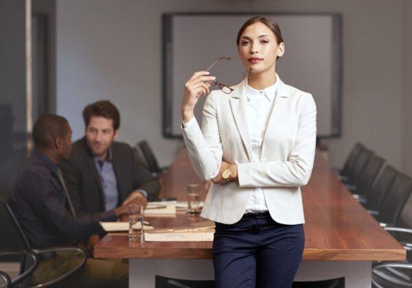El papel de la mujer en las empresas